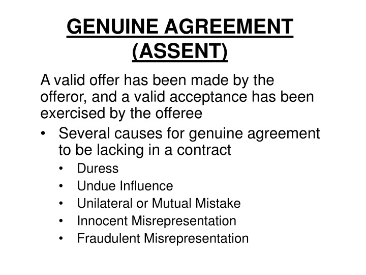 mistake vs misrepresentation Mutual or common mistake--for example where the subject matter of a contract is destroyed or rendered substantially different after formation--is obviously very different from misrepresentation.