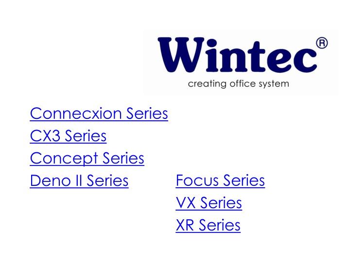 connecxion series cx3 series concept series deno n.