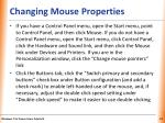 changing mouse properties1