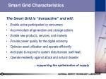 smart grid characteristics