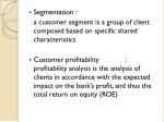 segmentation a customer segment is a group