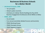 businesses business schools f or a better world