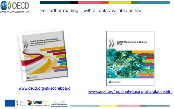 For further reading – with all data available on-line