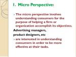 1 micro perspective