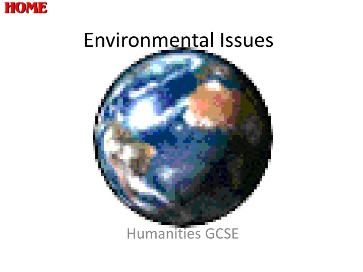 environmental issues n.