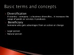basic terms and concepts