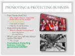 promoting protecting business