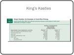 king s kastles