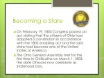 becoming a state