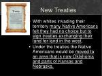 new treaties