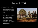 august 7 1794
