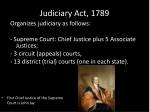 judiciary act 1789