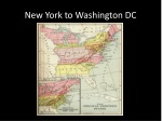 new york to washington dc