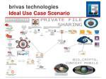 brivas technologies ideal use case scenario