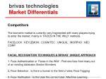 brivas technologies market differentials