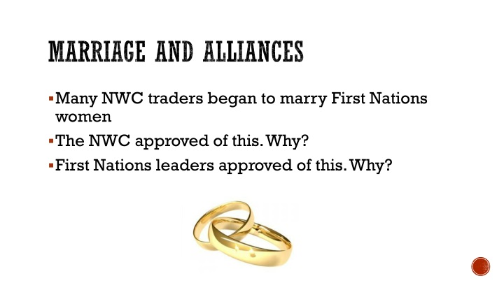 Marriage and Alliances