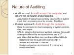 nature of auditing 2