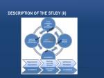 description of the study ii