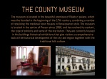 the county museum