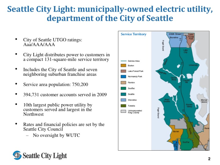 PPT - Introduction to City Light Presentation to Review ...