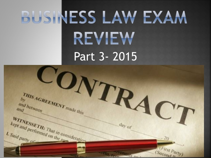 law for business essay The main point for consideration in this situation is whether the initial agreement between packard and hewlett constitutes as a contract that has a legal relationship, and if so, is hewlett within his rights to void the established contract and sell the laptop to the offeror with a higher price.