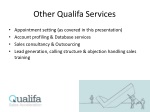 other qualifa services