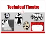 technical theatre