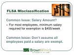 flsa misclassification11