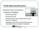 flsa misclassification13