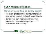 flsa misclassification3
