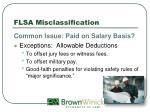 flsa misclassification7