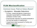 flsa misclassification8