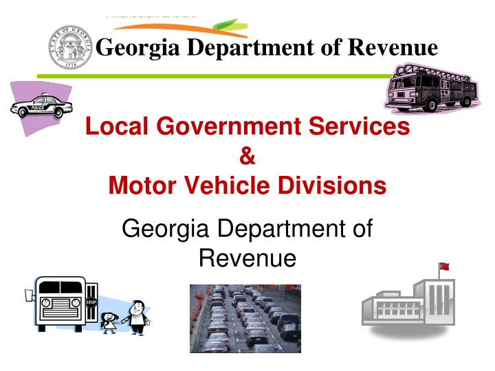 local government services motor vehicle divisions n.