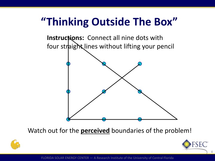 """Thinking Outside The Box"""