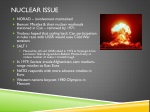 nuclear issue