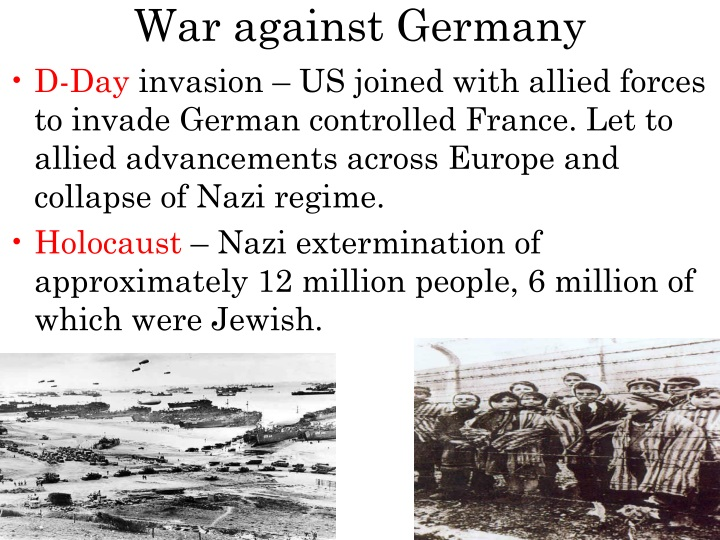 holocaust nazi germany and allied forces