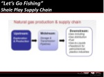let s go fishing shale play supply chain