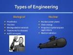 types of engineering 2