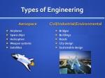 types of engineering 3