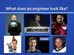 what does an engineer look like