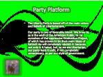 party platform1