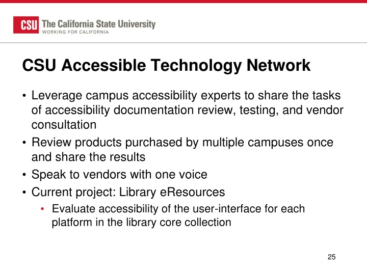 CSU Accessible Technology Network