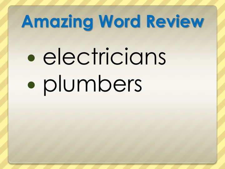 Amazing Word Review