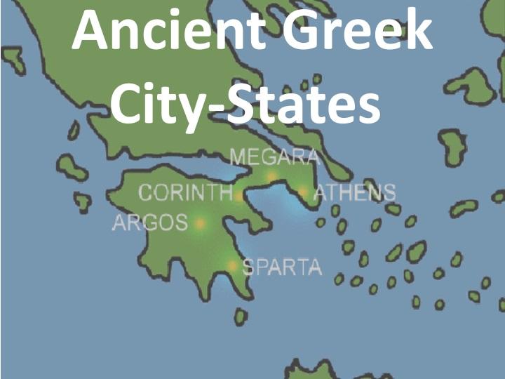 ancient greek city states n.