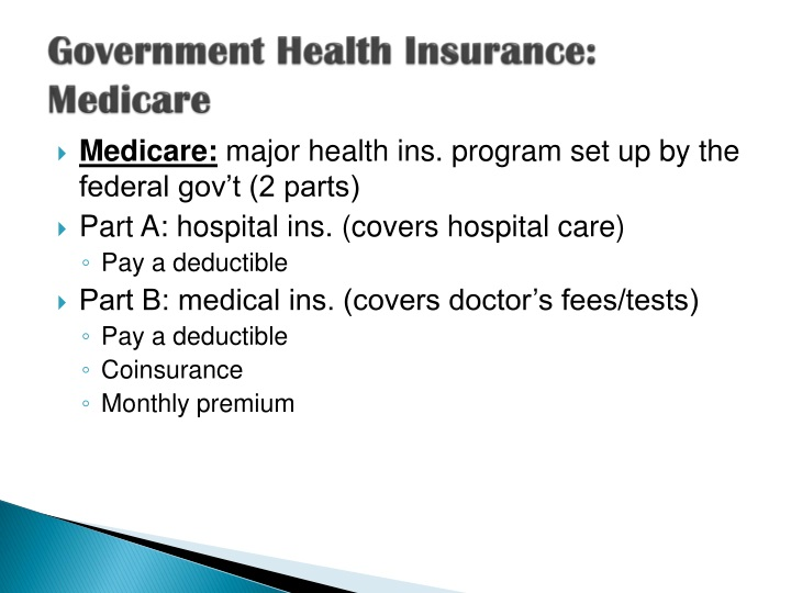 PPT - Chapter 35 Life and Health Insurance PowerPoint ...