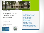 a primer on yavapai library network membership