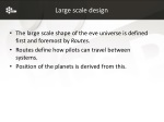 large scale design