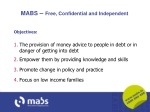 mabs free confidential and independent