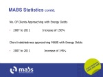 mabs statistics contd