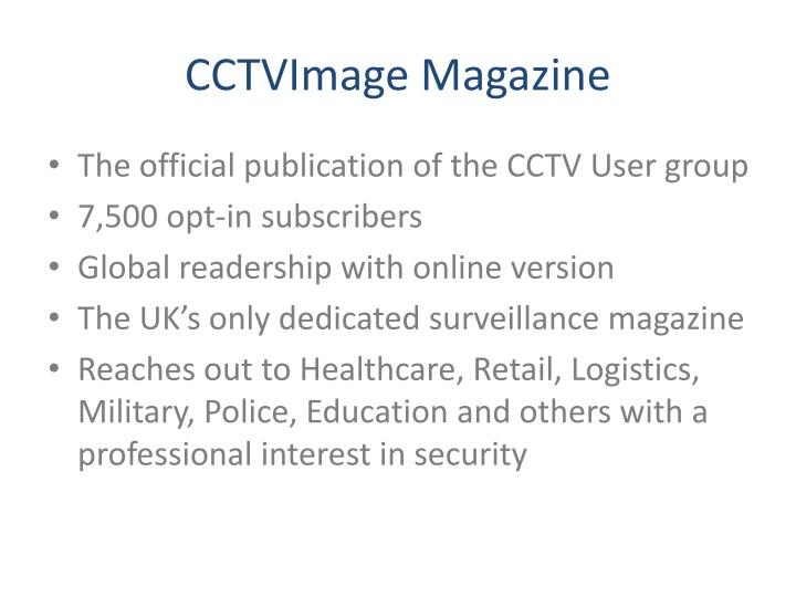 CCTVImage Magazine